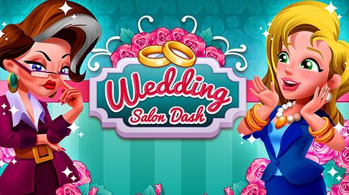 Wedding salon dash: Bridal shop simulator capture d'écran 1