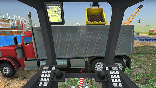 Extreme trucks simulator pour Android