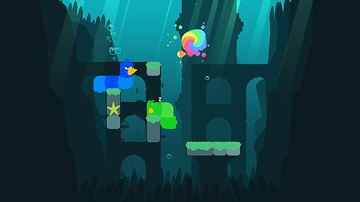 Snakebird screenshot 2