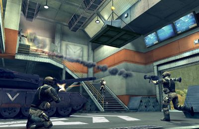 Multiplayer: download Modern Combat 4: Zero Hour for your phone