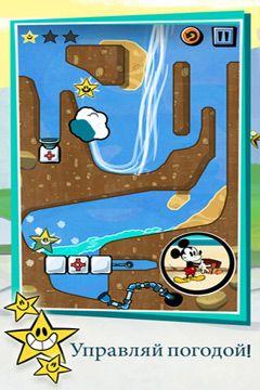 Screenshot Wo ist mein Mickey? auf dem iPhone