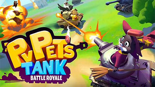 ロゴPvPets: Tank battle royale