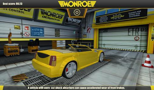 Simulator-Spiele Car mechanic simulator: Monroe für das Smartphone