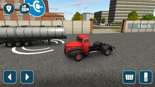 Truck simulation 16 captura de pantalla 1