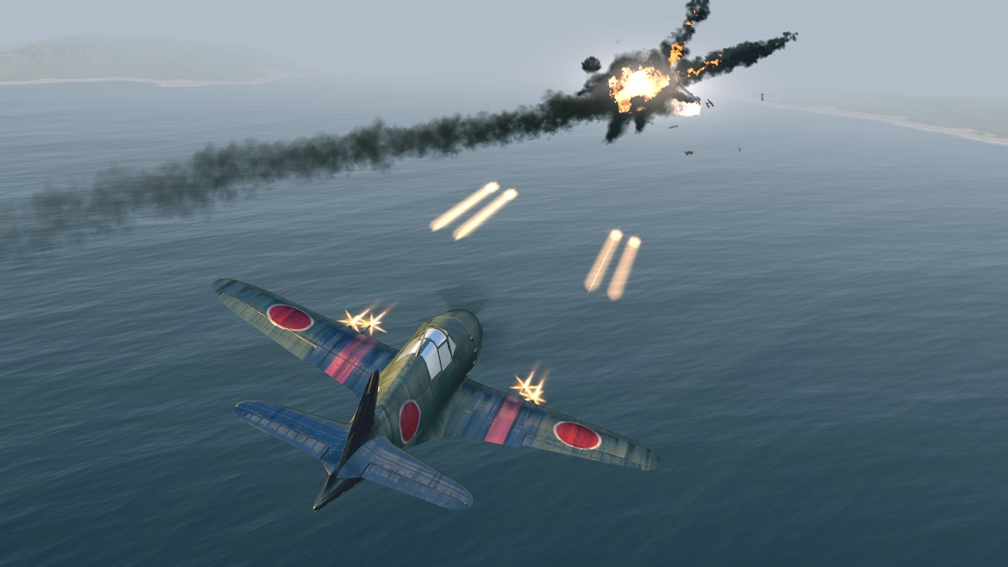 Warplanes: Online Combat captura de tela 1