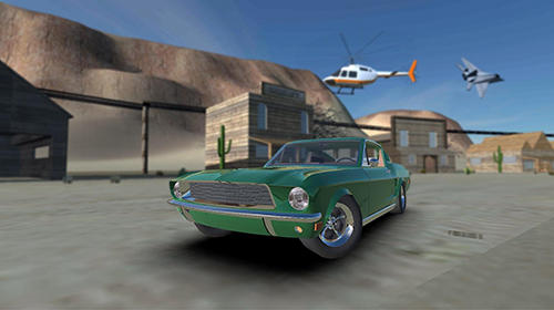 Classic american muscle cars 2 for Android