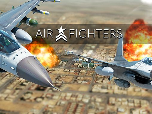 logo Air Fighters Pro