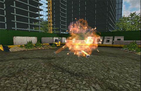 Специалист по взрывчатке для Айфон