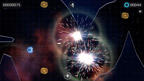 Screenshot Star drift on iPhone
