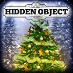 Hidden object: Christmas tree icon