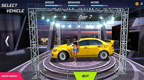 Racing games Drift street 2018 for smartphone