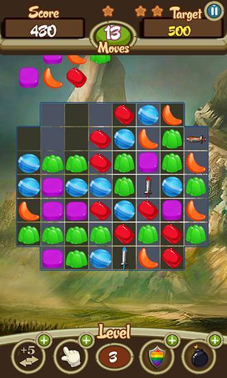 Candy crusade Screenshot