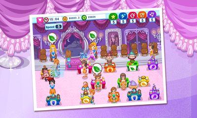 Arcade-Spiele Snow White Cafe für das Smartphone