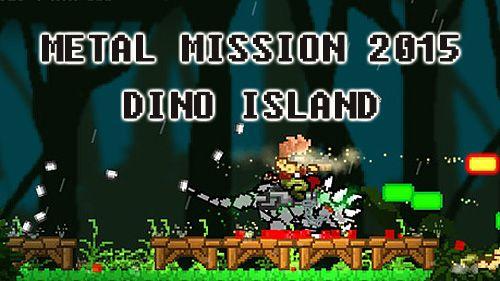 logo Metal Mission 2015: Dino Insel