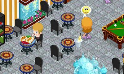 Strategiespiele Restaurant Story für das Smartphone