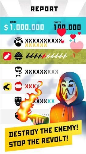 Simulator-Spiele: Lade Diktator: Revolution auf dein Handy herunter