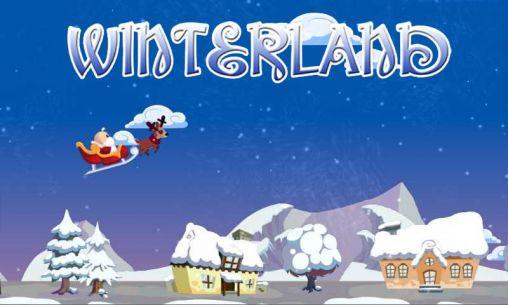 Christmas winterland Symbol
