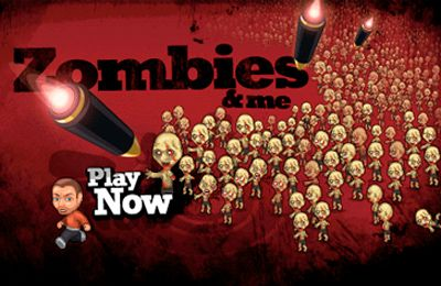 логотип Я против Зомби