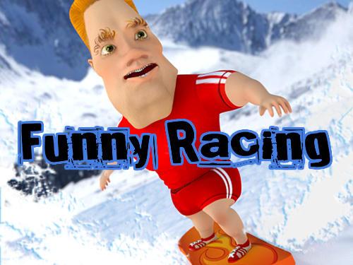 Funny racing Screenshot
