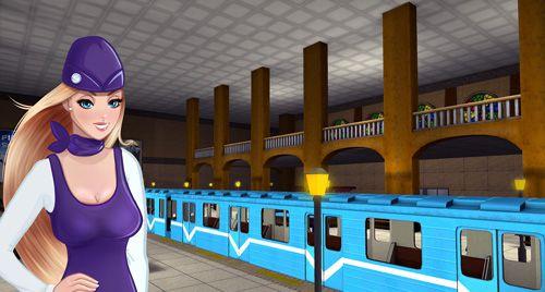 U-Bahn Simulator 3D: Deluxe für iPhone