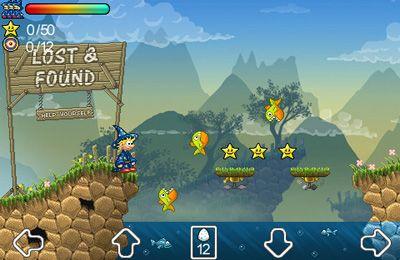 Arcade-Spiele: Lade Zauberer Presto und die Vampir-Höhle auf dein Handy herunter