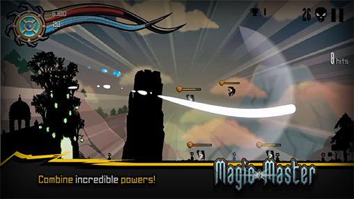 Magic master auf Deutsch