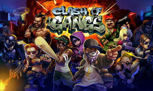 Clash of gangs icon