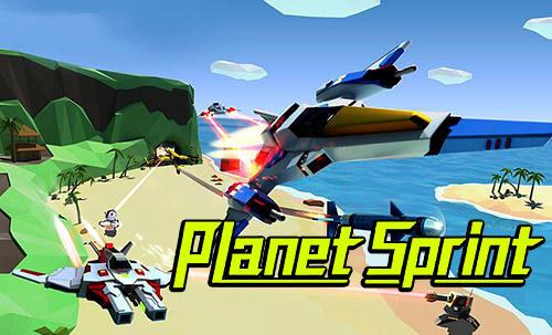 Planet sprint Screenshot