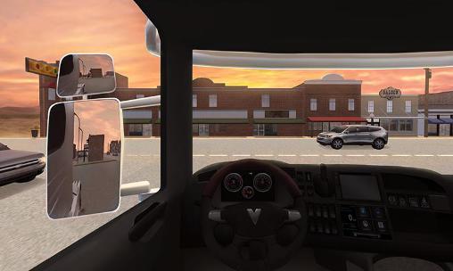 Simuladores USA 3D truck simulator 2016para smartphone