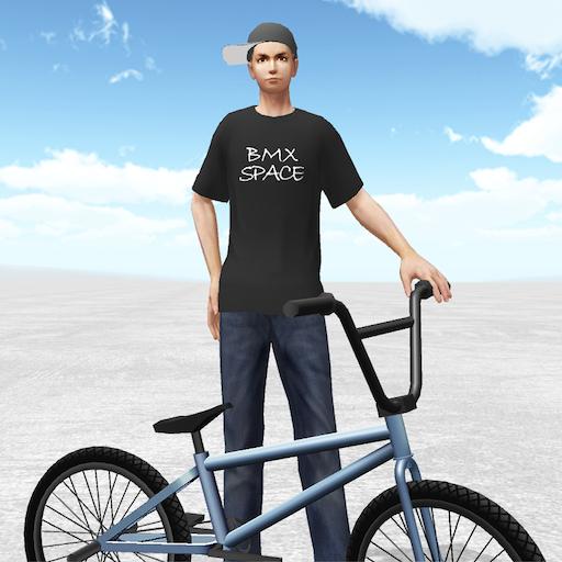 BMX Space icon