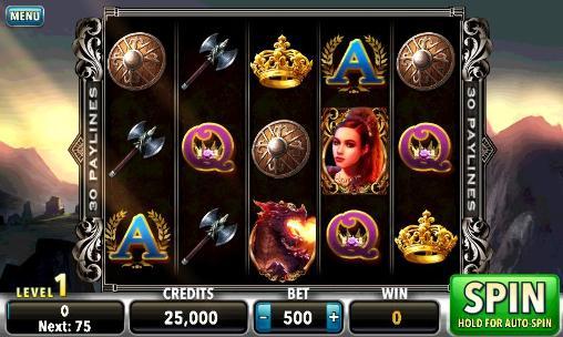 Glücksspiele Lucky dragons: Slots für das Smartphone