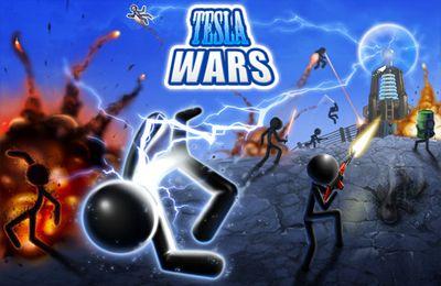 logo Tesla-Krieg