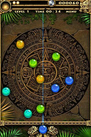 Les pierres de Montezuma pour iPhone gratuitement