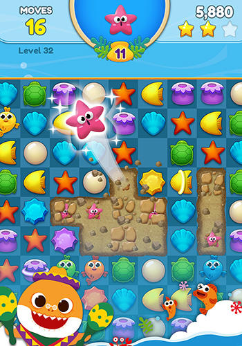 Baby shark match: Ocean jam for Android