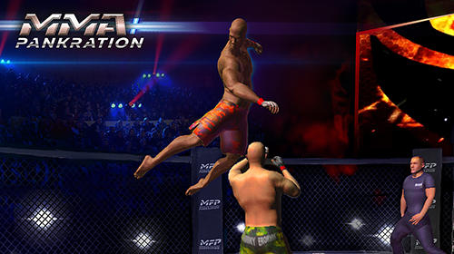 MMA Pankration captura de pantalla 1