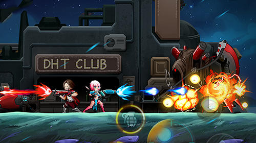 Metal wings: Elite force capture d'écran