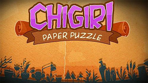 Capturas de tela de Chigiri: Paper puzzle