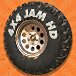 4x4 jam HD Symbol