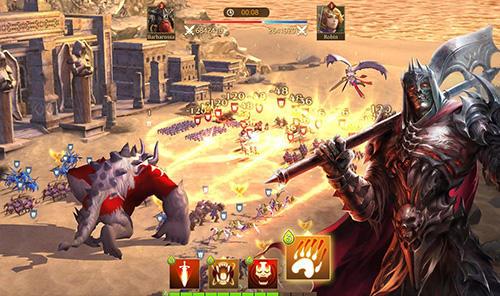 Online-Strategiespiele Titan throne auf Deutsch