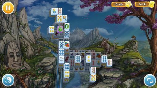 Mahjong: Wolf's stories pour Android