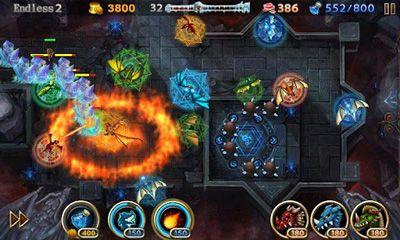 Lair Defense: Shrine für Android