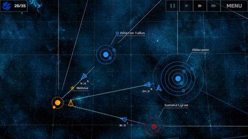 Multiplayerspiele: Lade Spacecom auf dein Handy herunter