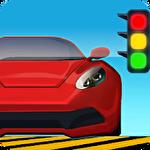 Car Conductor Traffic Control icono