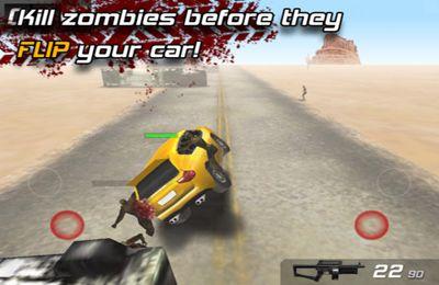 Зомби на дороге!