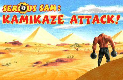 logo Ernster Sam: Kamikaze-Angriff!