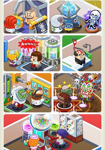 Arcade-Spiele Fun hospital für das Smartphone