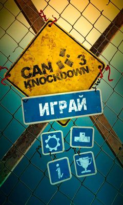 Can Knockdown 3 capture d'écran 1