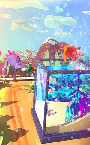 Jurassic pet: Virtual dino zoo für Android