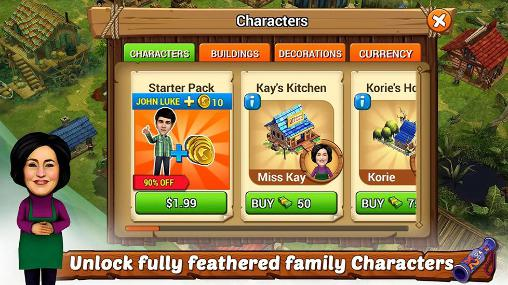 Duck dynasty: Family empire für Android