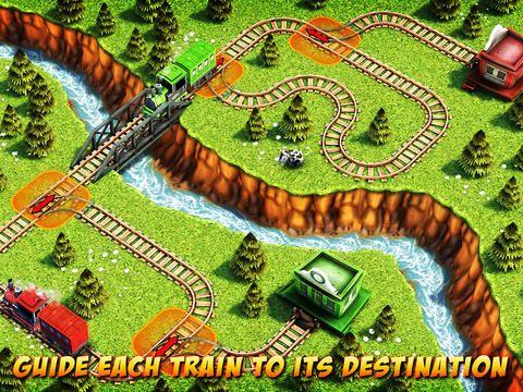 Eisenbahnkrise Plus auf Deutsch